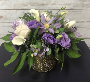Lavender Love Arrangement