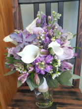 Lavender Love  Bridal Bouquet