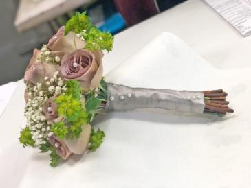 LAVENDER LOVE BRIDAL BOUQUET Wedding-Bridal