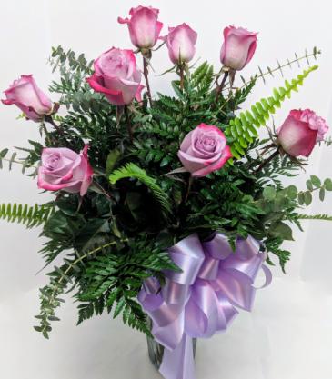 Lavender Love Roses