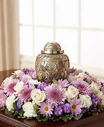 Lavender Meadows  Urn Arrangement