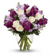 Lavender Princess Arrangement