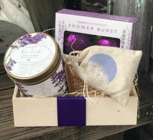Lavender Relaxation Set Gift Set in Key West, FL | Petals & Vines