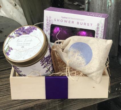 Lavender Relaxation Set Gift Set