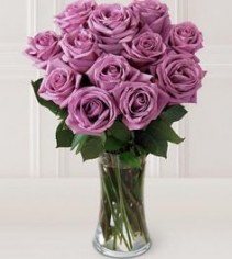 Lavender Rose Bouquet   Classic lavender