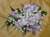 Lavender Rose Corsage Prom Corsage