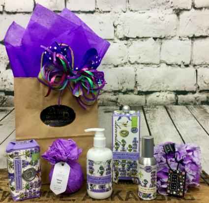 Lavender Rosemary Gift Set  Gift Set