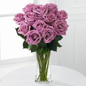 Lavender Roses Bouquet Bouquet