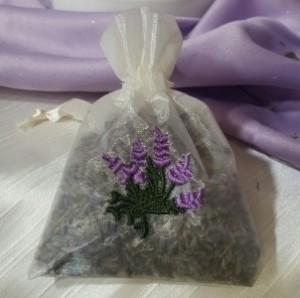 Lavender Sachet  in Northport, NY | Hengstenberg's Florist