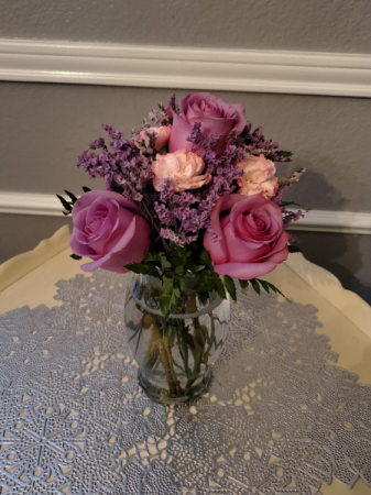 Lavender Sass