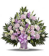 Lavender Sincere Arrangement