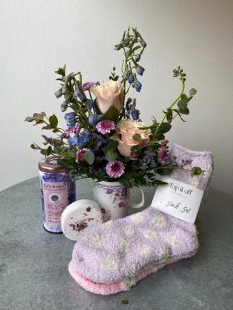 Lavender Spa Special