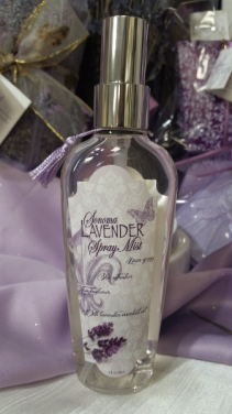 Lavender Spray Mist refresher with essential oil