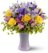 Lavender Sunshine Fresh Flowers