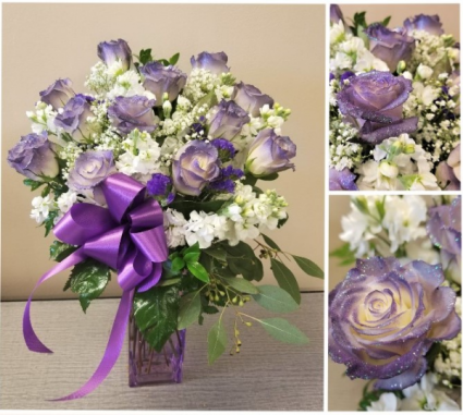 Lavender Twilight Bloomshop Specialty