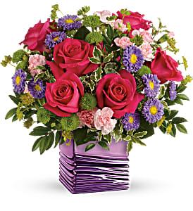 Lavender Waves Bouquet
