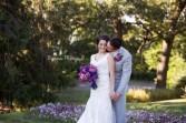 Lavenders and Rich purples Bouquet