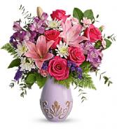 Laveshly Lavender Bouquet PFD Lavish Lavender  - Standard, Deluxe or Premium