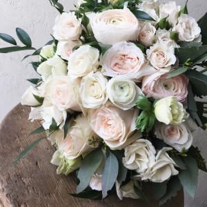 Lavish Handtied Bouquet in Toronto, ON | BOTANY FLORAL STUDIO