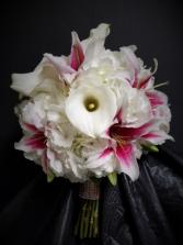 Lavish Lilies Bridal Bouquets