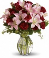 Lavish Love Vase Arrangement