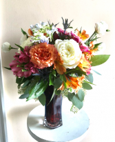 Lavish Love  Anniversary Flowers