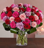 Lavish Love Bouquet Arrangement
