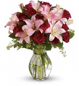 Lavish Love Bouquet Vase