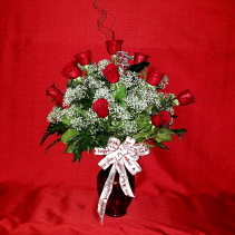LCF-YOU MEAN THE WORLD TO ME 1 DOZEN ROSES
