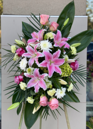 Le Fleur D Sympathy 1  in Hercules, CA | Le Fleur D Floral & Wedding Design