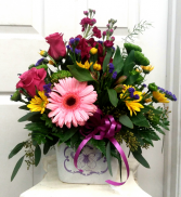 Le Jardiniere Papillon  Everyday Arrangement