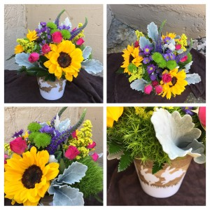 Leaps & Bounds Fresh Cut Arrangement in Auburn, AL | AUBURN FLOWERS & GIFTS