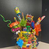 Lego Style Gift Basket