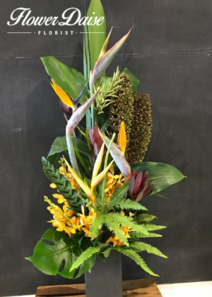 Leilani Ceramic Arrangement in Ferntree Gully, VIC | FLOWER DAISE