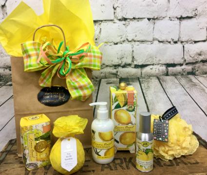 Lemon Basil Gift Sets Gifts