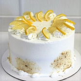 Lemon Dream Cake Sweet Blossoms