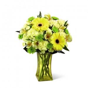 Lemon Groove Bouquet