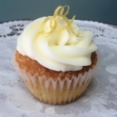 Lemon Pound Cake Cupcakes Sweet Blossoms