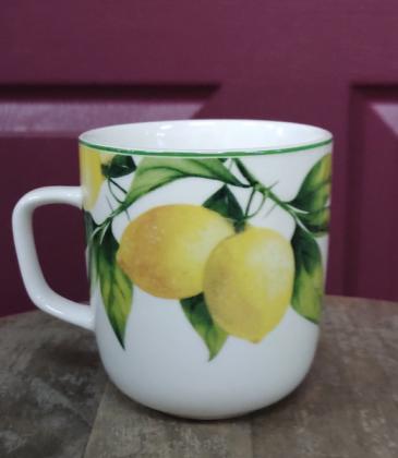 Lemon Tree mug Coffee mug