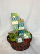 Lemon Verbena  Gift Basket