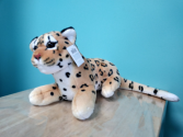 Leopold the Leopard Plush Animal