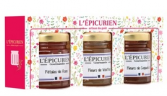 L'Epicurien Flower Confit Set Gourmet Food