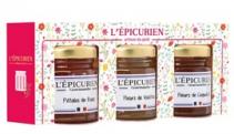L'Epicurien Flower Confit Set Gourmet Food
