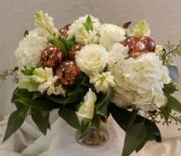Yuletide Wishes Arrangement
