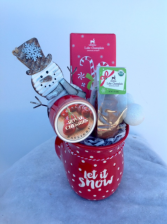 Let It Snow Gift Mug