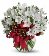 Let It Snow Bouquet H1281A