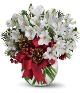 Let It Snow Bouquet H1281A