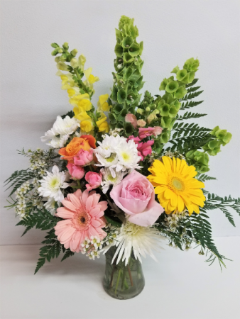 MOTHERS HAPPY DAY BOUQUET MOTHERS DAY SPECIAL - NEW FOR 2021