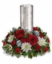 Lets Be Merry  Centerpiece
