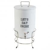 Let's Day Drink Dispenser Set Gift Item